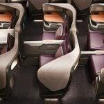 シンガポール航空A380新ビジネスクラス