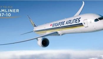 シンガポール航空787−10