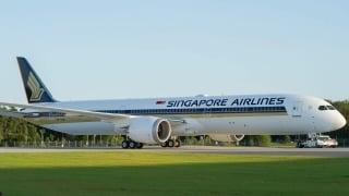 シンガポール航空の787−10