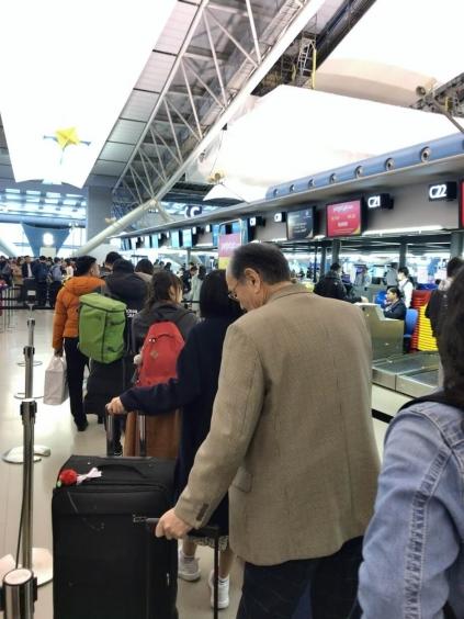 ベトジェット関西空港